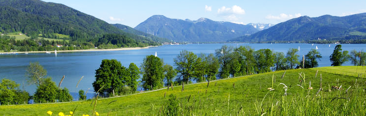 Go to website: Tegernsee